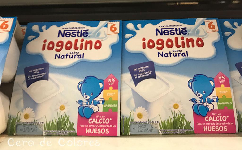 yogur iogolino nestlé