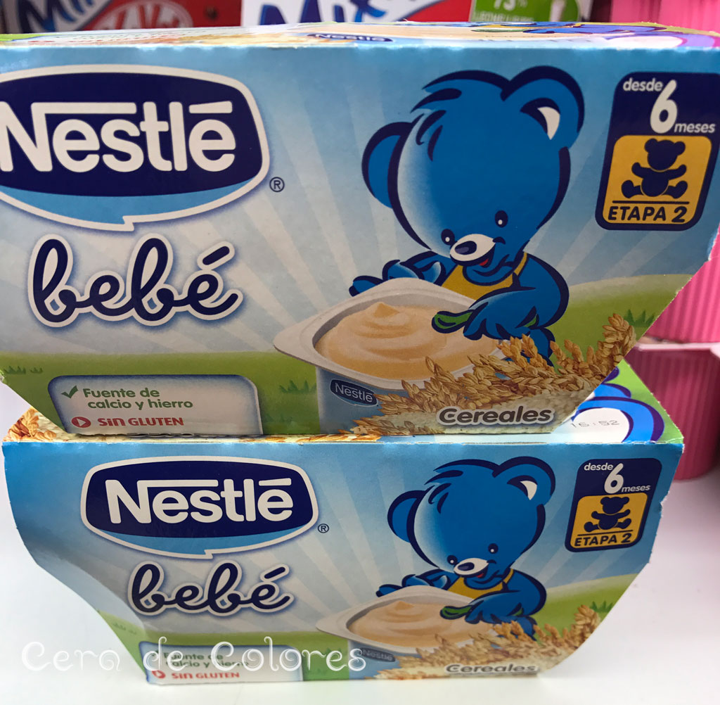 yogur nestle cereales