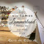 Lummerland: Tienda de juguetes ética