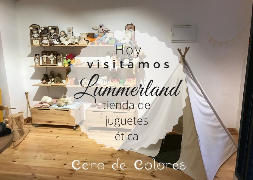 Hoy visitamos Lummerland