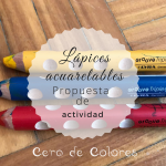 Lápices acuarelables