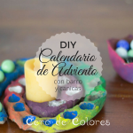 Calendario de adviento. DIY.