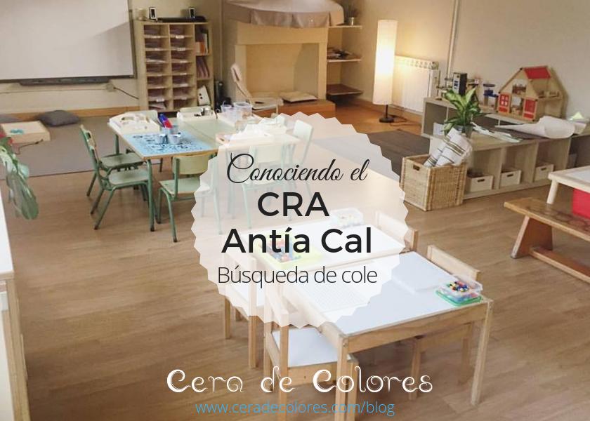 escuela CRA Antía Cal