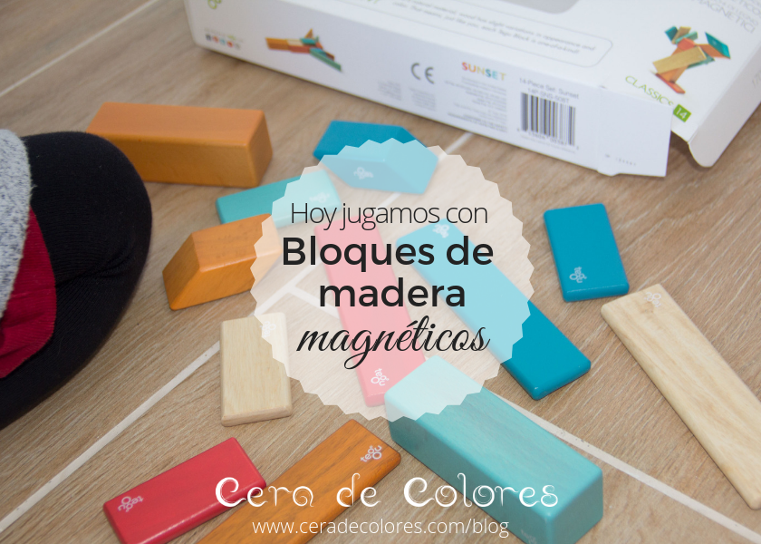 bloques madera magneticos