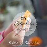 DIY.Actividades de Adviento