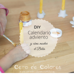 DIY. Calendario adviento 2019