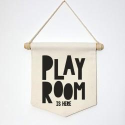 Banderola Playroom