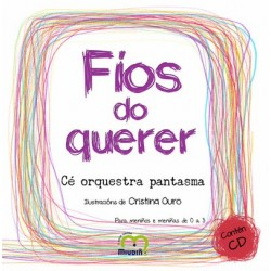 Libro Cd Fíos do Querer