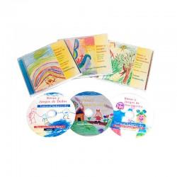 Trilogía DVDs Rimas con...