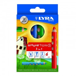 Lyra Groove Triple 3 en 1....