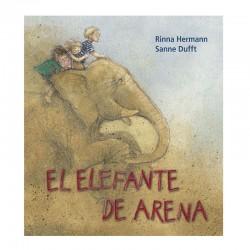 El elefante de arena