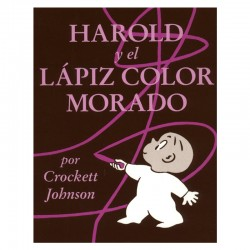 Harold y el lápiz color morado